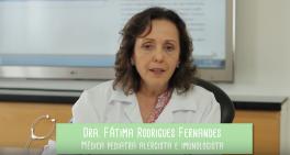 Dra. Fátima Rodrigues Fernandes fala sobre como evitar doenças respiratórias