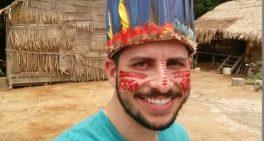 Enfermeiro viaja à Amazônia para trabalho voluntário