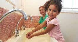 Incentive alguém a higienizar as mãos!