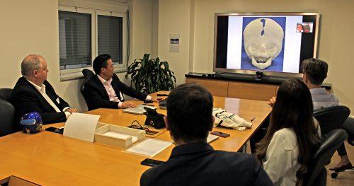 Núcleo de Cranioestenose e Assimetrias Craniofaciais utiliza biomodelagem como parâmetro corretivo na estratégia de programação cirúrgica