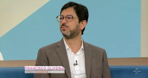 Dr. Francisco Ivanildo fala sobre meningite na TV Cultura