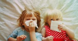 Crianças menores de 6 anos não devem usar descongestionantes