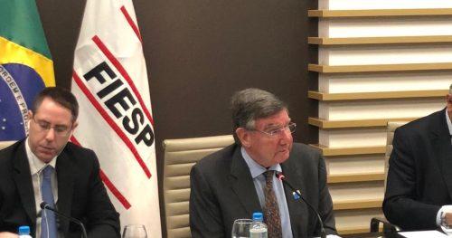 José Luiz Setúbal participa da abertura do projeto Empresários Pela Primeira Infância
