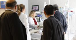 Hospital Sabará recebe vice-diretor do Hospital da Universidade de Tsukuba
