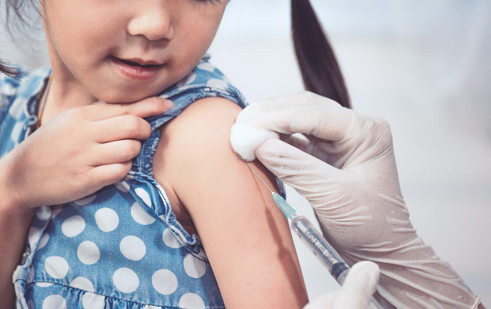 Campanha de vacinação contra o sarampo vai até o dia 13 de março