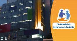 17 de Setembro – Dia Mundial de Segurança do Paciente