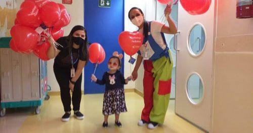 Sabará Hospital Infantil alerta sobre os cuidados na cardiopatia congênita no Dia Mundial do Coração