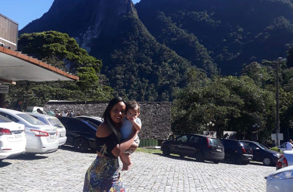 O pequeno carioca Lorenzo  vence a batalha pela vida com ajuda da equipe do Sabará