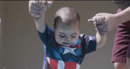 Conheça a história de Noah – um menino encantador que já venceu várias batalhas para a insuficiência renal
